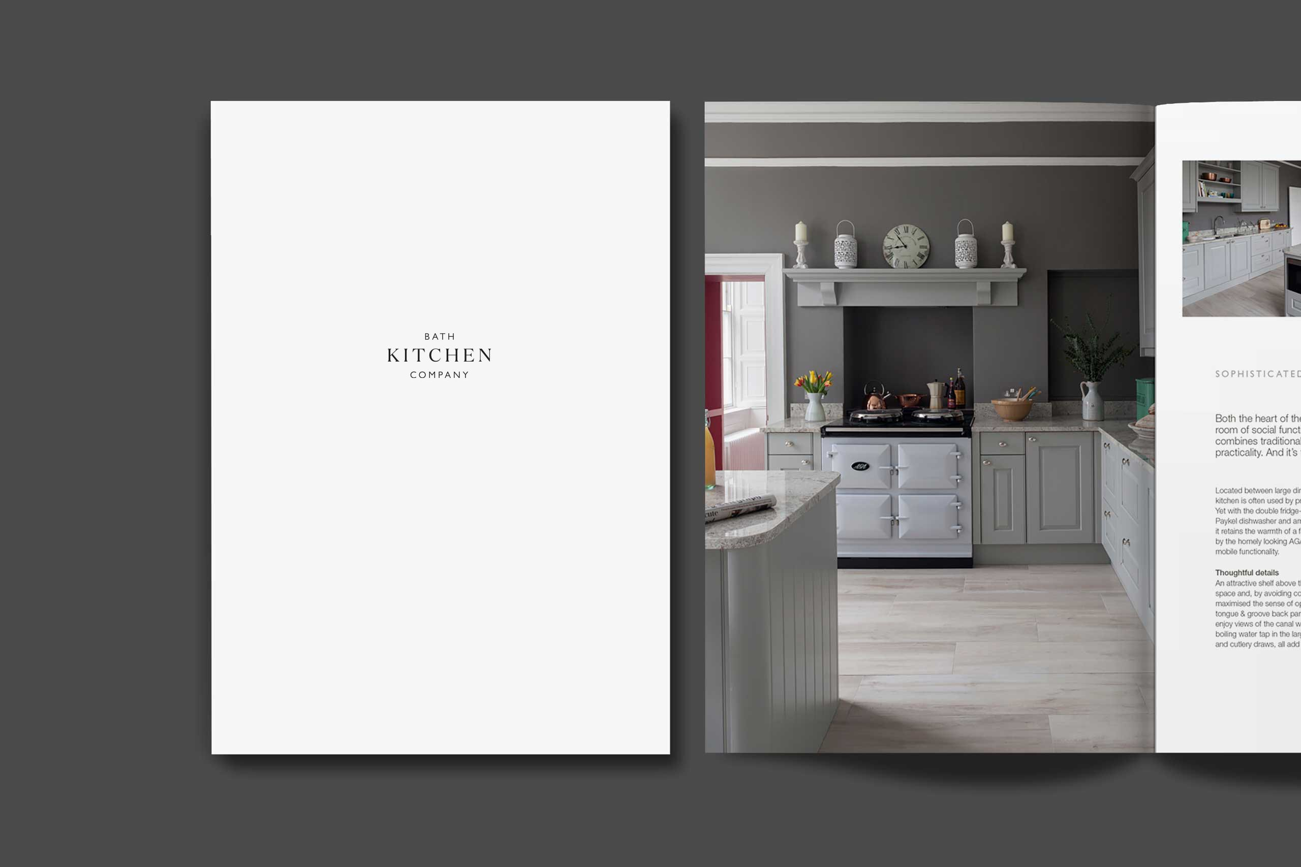 Bath Kitchen Company print