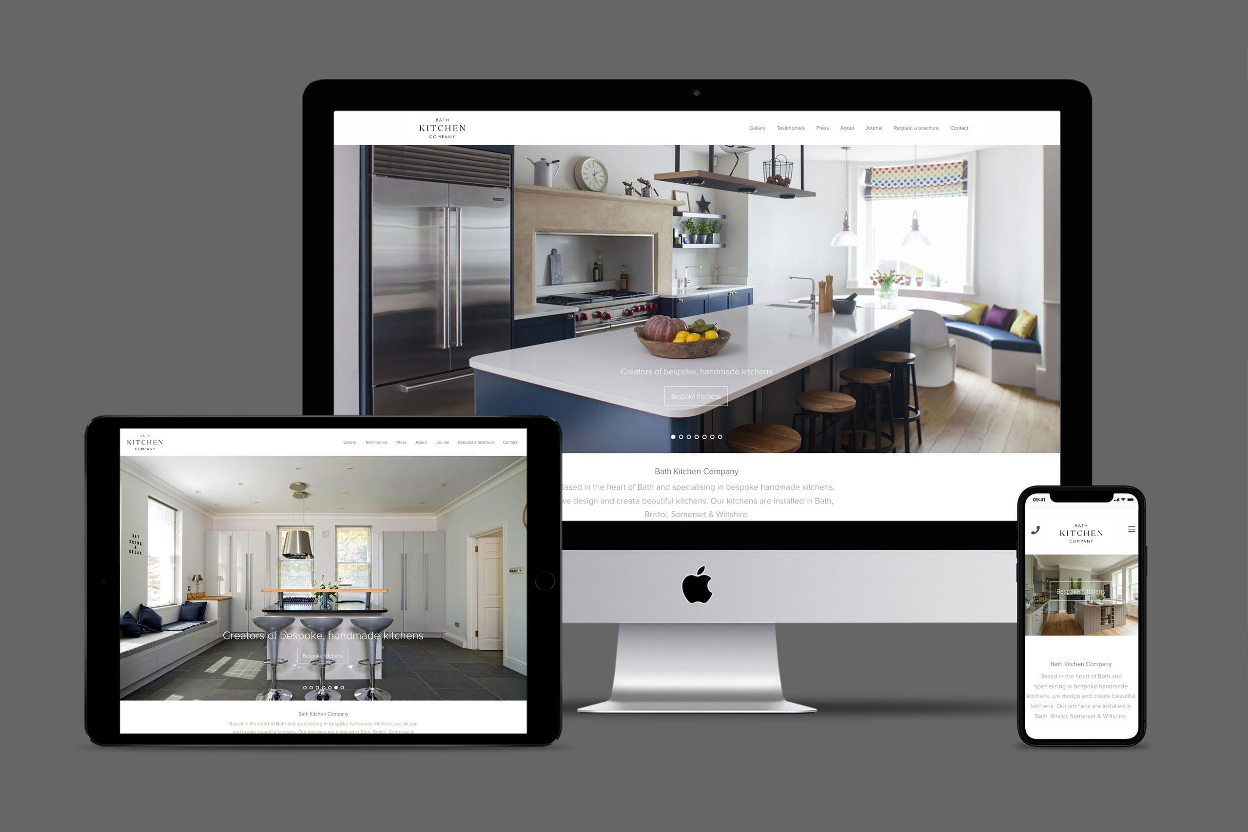 Bath Kitchen digital view