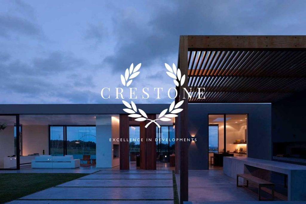Crestone Property Developer tagline