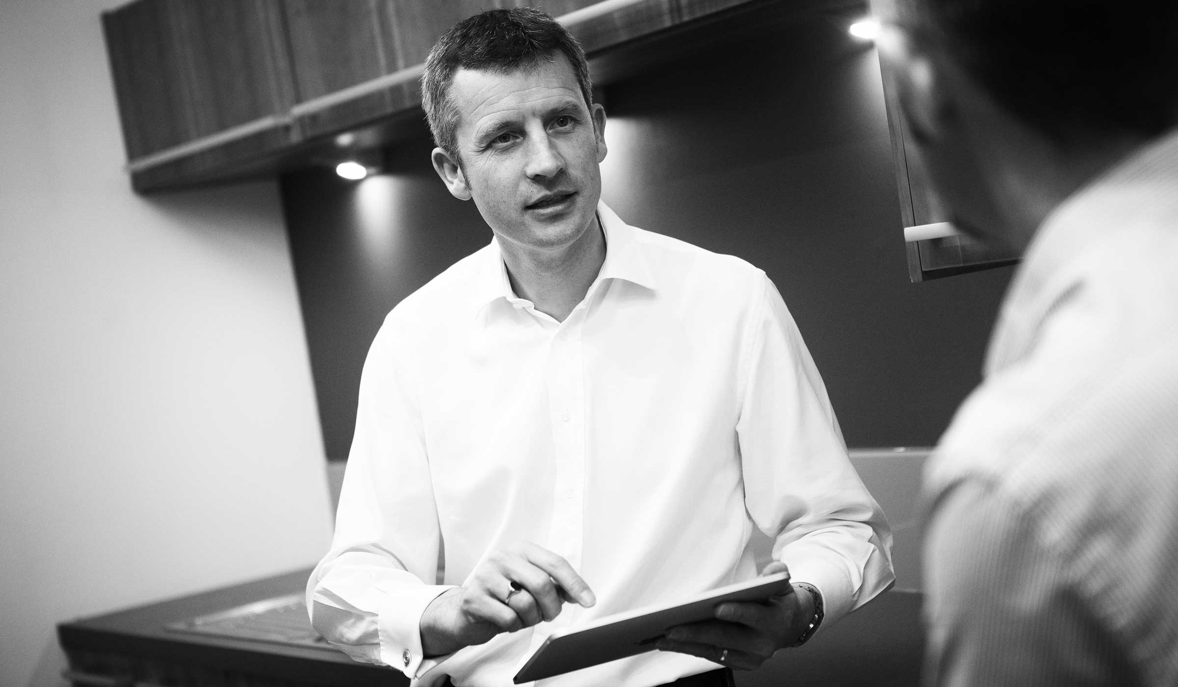 Stephen Fenton Managing Director