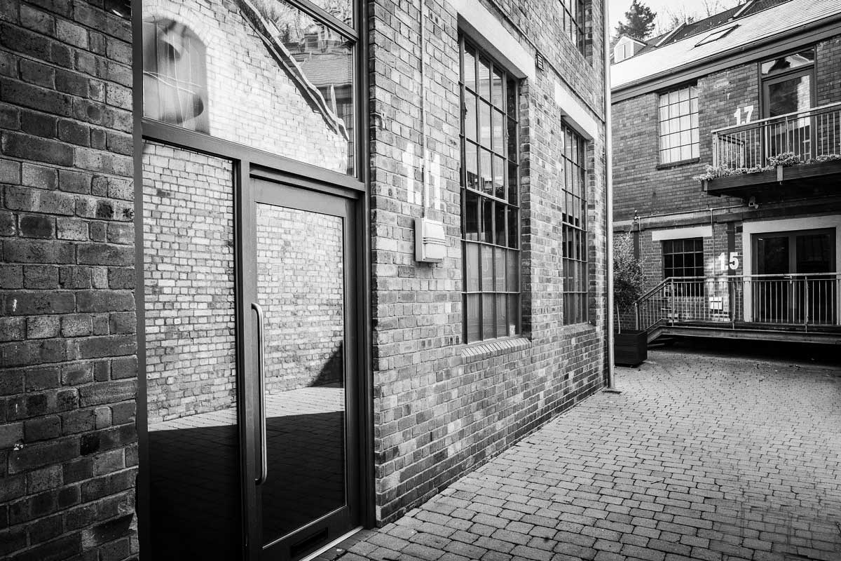 Brand Agency: Zeke Creative 1.5 Paintworks, Colthurst Mews