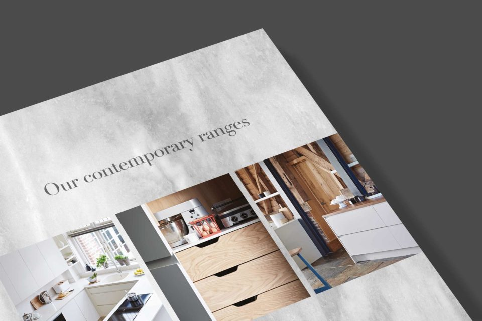 John Lewis of Hungerford brochure detail
