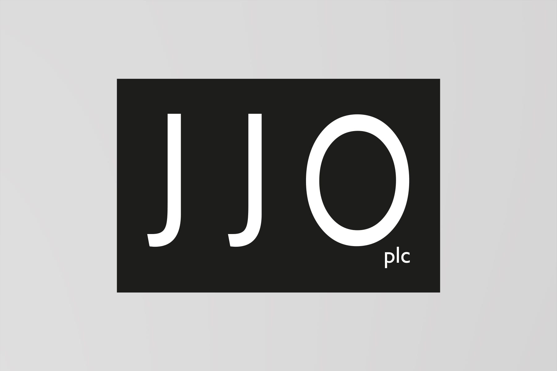 JJO plc logotype