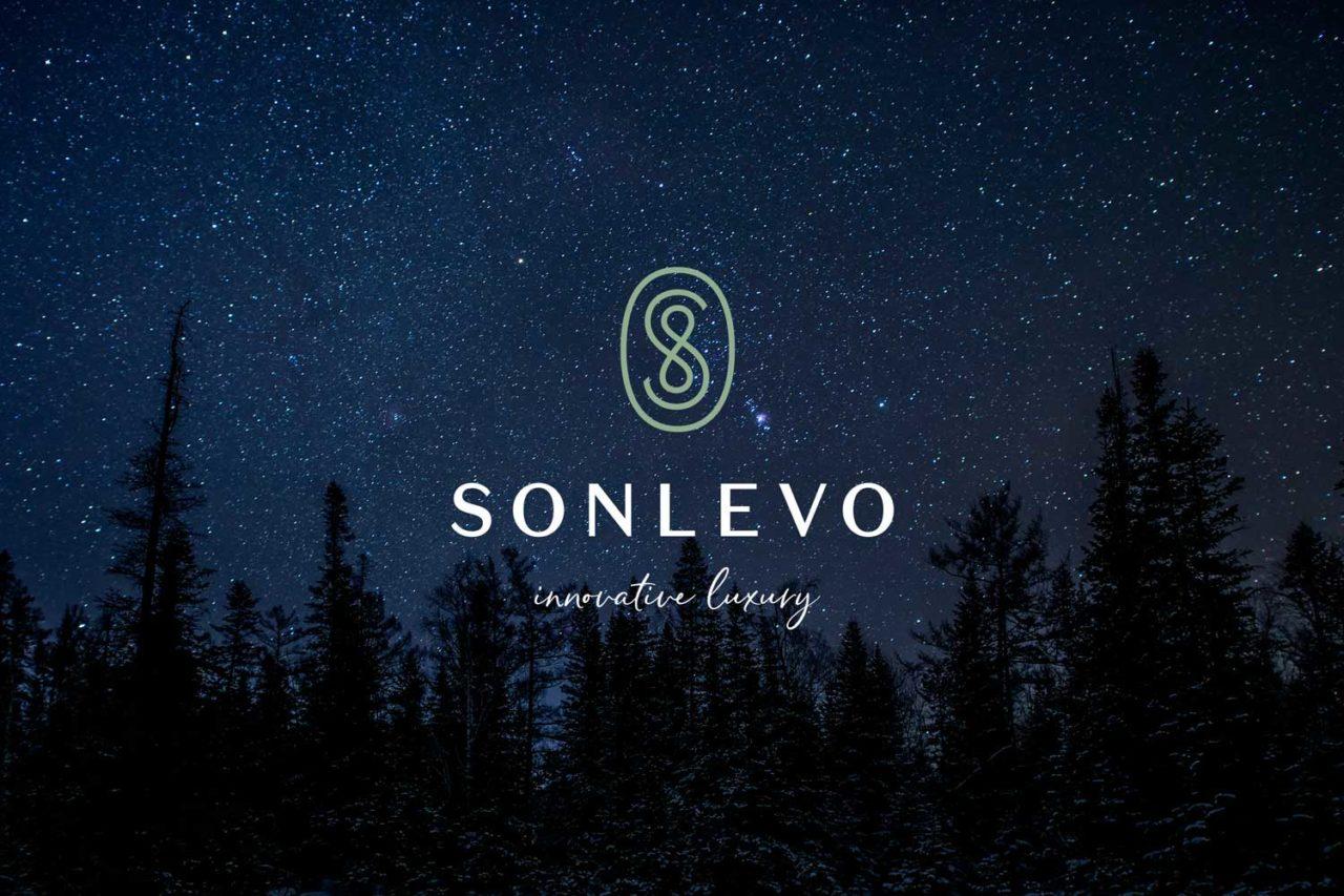 Sonlevo brand identity and naming