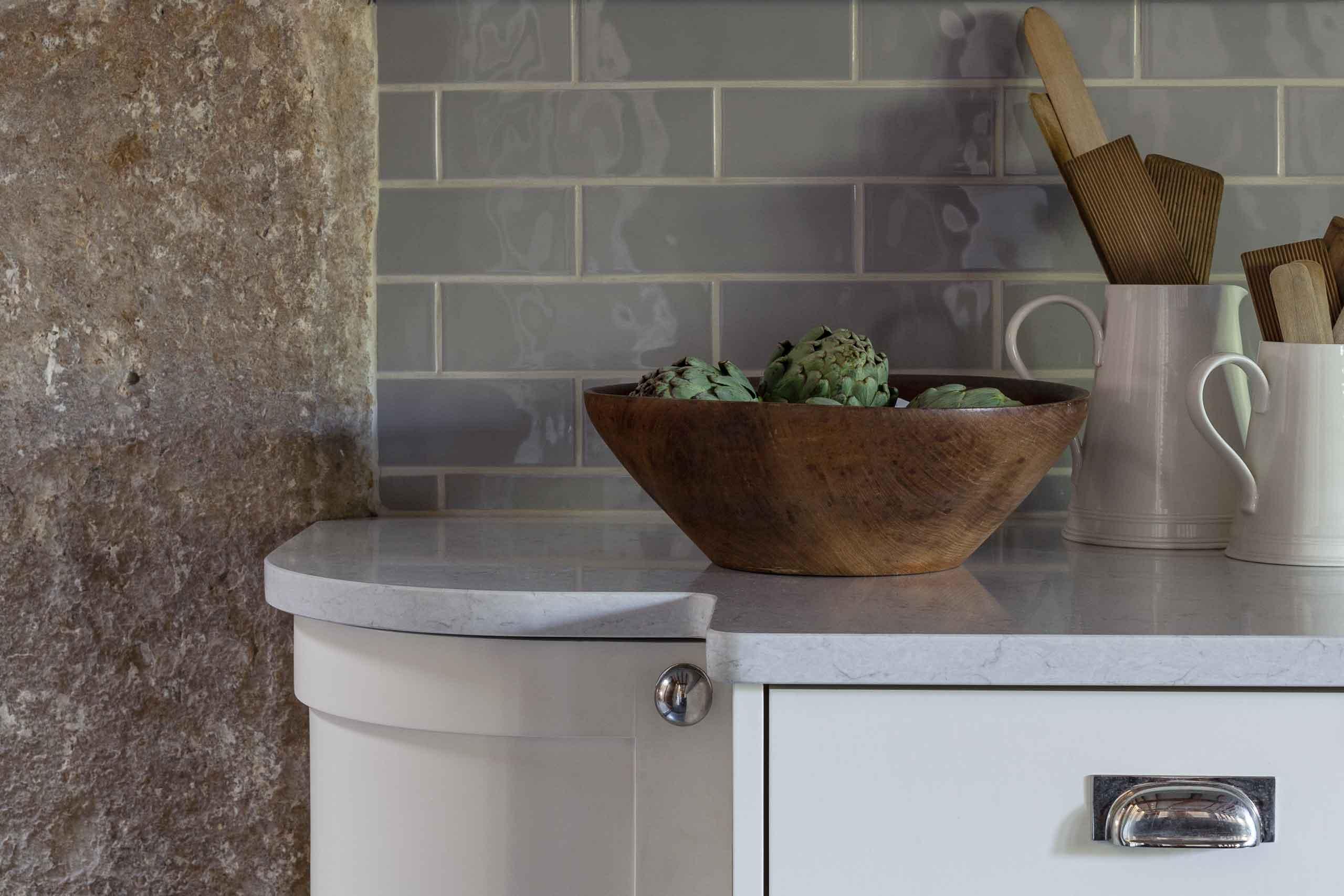 Luxury simple worktop
