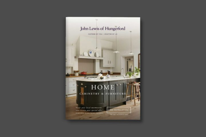John Lewis of Hungeford home cover | Zeke Creative