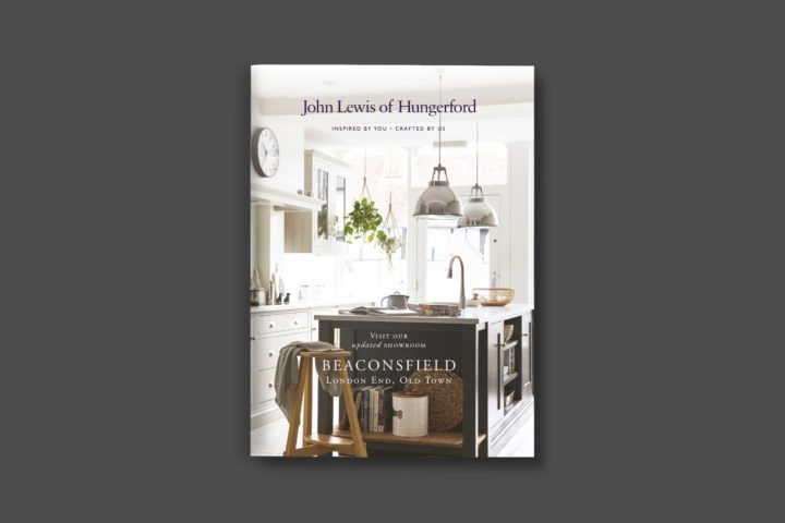 John Lewis of Hungerford | Brochure for Beaconsfield