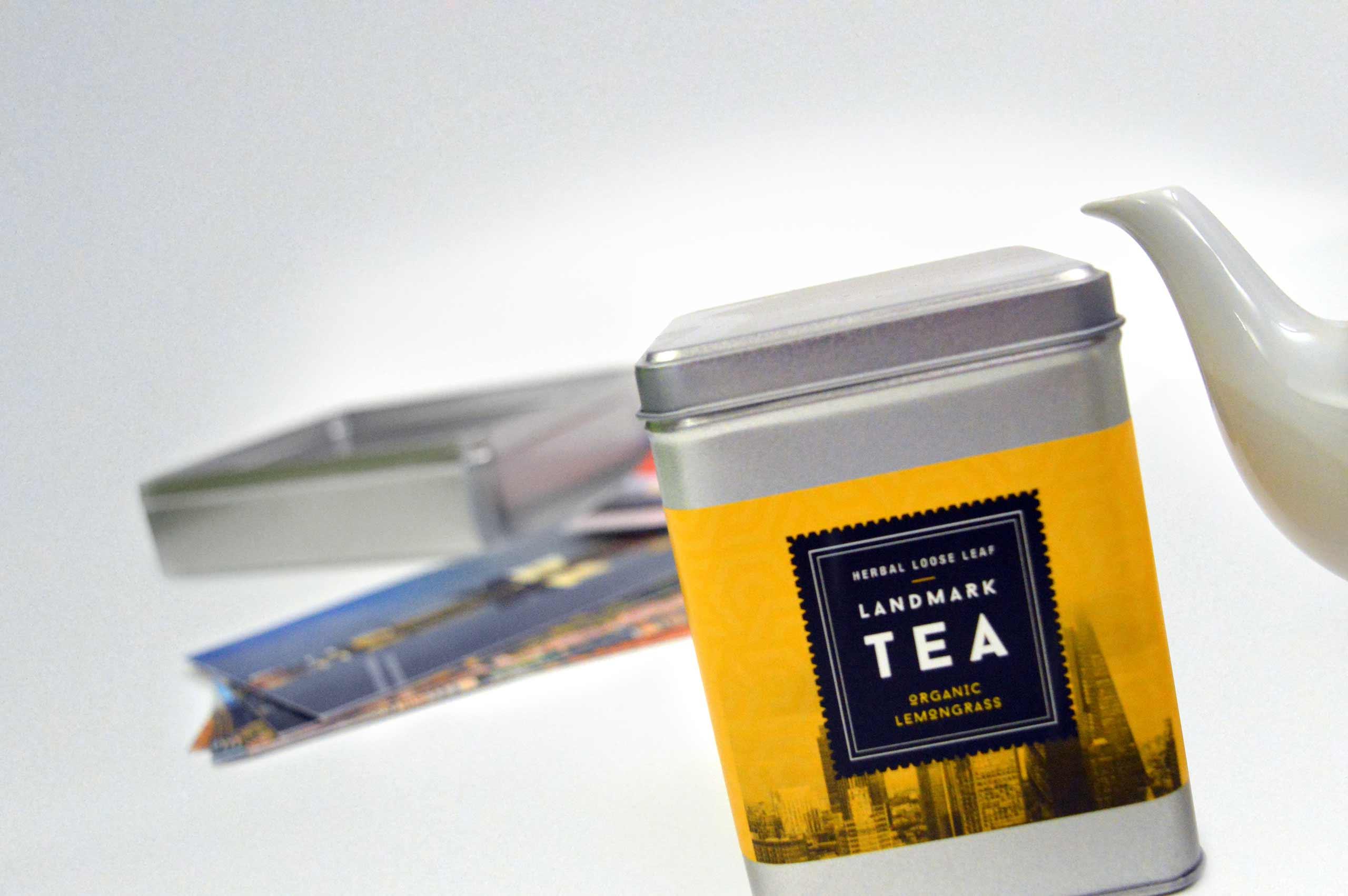 Blum | Space Tower campaign | Tea packaging | Zeke Creative